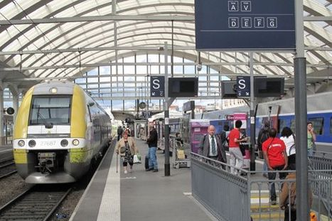L'expérimentation de la concurrence dans les TER prônée d'ici à 2105 - Le Figaro | Rail IT | Scoop.it