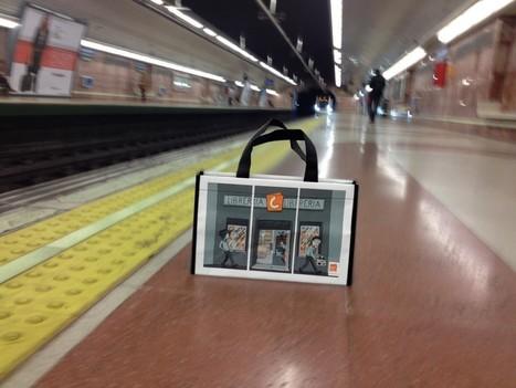 Bolsas de papel de piedra en Madrid. | cosas-interesantes | Scoop.it