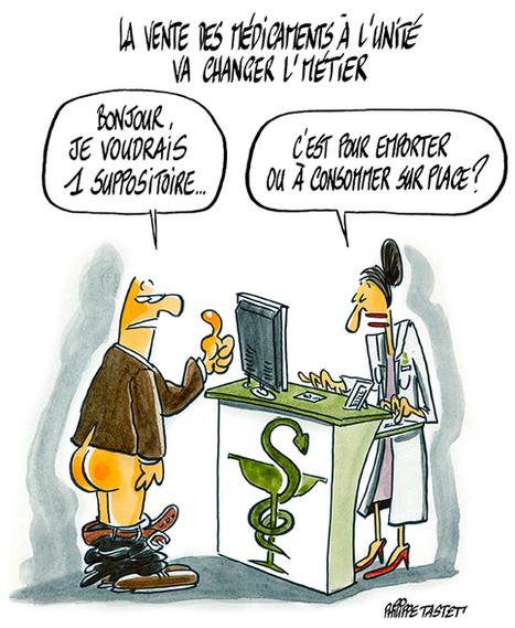 La vente des médicaments à l'unité va changer l'métier   Actualités internationales   Scoop.it