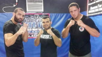 Dolphins players turn to MMA to gain an edge - Sun-Sentinel | Ardie's Fighting Style | Scoop.it