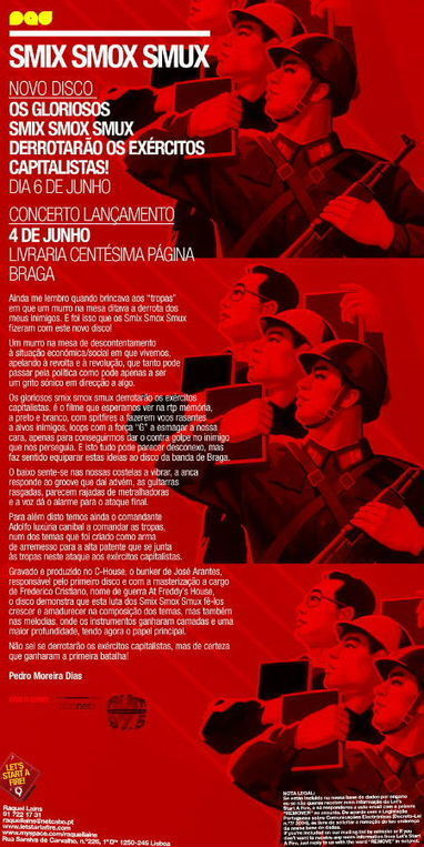 ROCK EM PORTUGAL | Musiques lusophones | Scoop.it