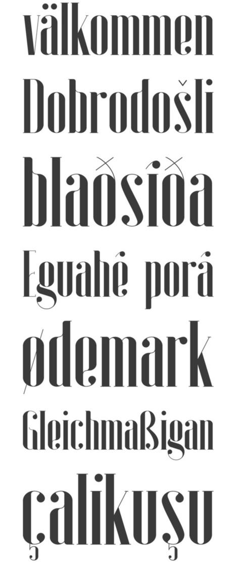 Typography Inspiration | Design | InspirationMart.com | Inspiration mart | Scoop.it