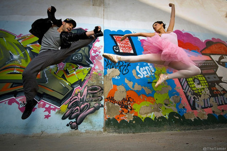My I-Search Topic: Hoe does hip hop help your ballet and vice versa? | Hows does hip hop help your ballet | Scoop.it