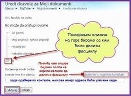 Uputstvo za otvaranje naloga i korišćenje usluga koje nudi Windows Live | IKT u nastavi | Scoop.it