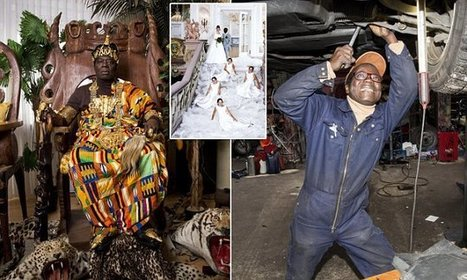 King of the road: African ruler is also a German mechanic | WORK LAB | Scoop.it