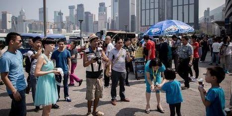 Jeune et connecté, le touriste chinois attise les convoitises   L'actualité du tourisme en Val d'Oise   Scoop.it