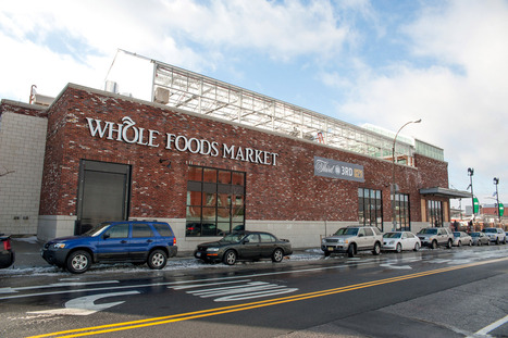 New Brooklyn Whole Foods is eco-friendly heaven - New York Post | Austin | Scoop.it