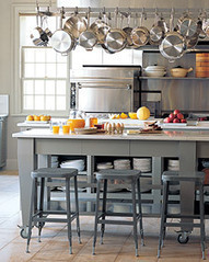 Green Your Kitchen Space - Whole Living Live-green   Eco-Friendly Design   Scoop.it