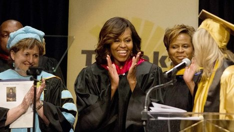 Michelle Obama Cites View of Growing Segregation | Education | Scoop.it
