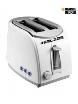 Black & Decker Cool Touch Toaster 2 Slice - ET122 - Shop and Buy Online at Best prices in India. | Home and Kitchen Appliances | Toaster | Mixer Grinder | Juicer Mixer Grinder | Hand Blaender | Scoop.it
