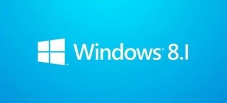 Windows 8.1 : ce qui va réellement changer ! - | Aie Tek | Scoop.it