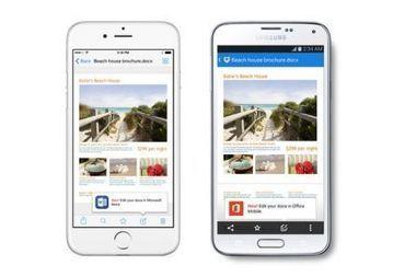 Dropbox améliore encore l'intégration d'Office iPhone et iPad - iPhone 6, 6 Plus, iPad : le blog iPhon.fr | Ressources numériques et culture | Scoop.it