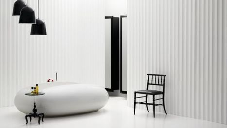 Vasche da bagno di design per un bagno da sogno - DesignerBlog (Blog) | 360Design | Scoop.it