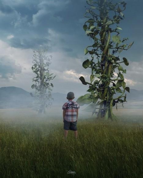 20 φανταστικές εικόνες εναλλακτικής πραγματικότητας | Liquid Planet | Scoop.it