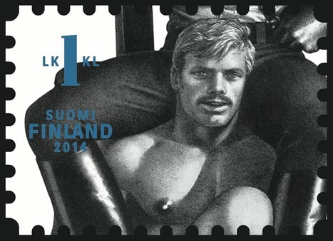 Check Out Finland's New Graphic Gay Bondage Stamps | Vloasis sex corner | Scoop.it