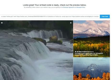 Twitter Publish, una plataforma para aprender a insertar colecciones   Las Tics y las ciencias de la informacion   Scoop.it