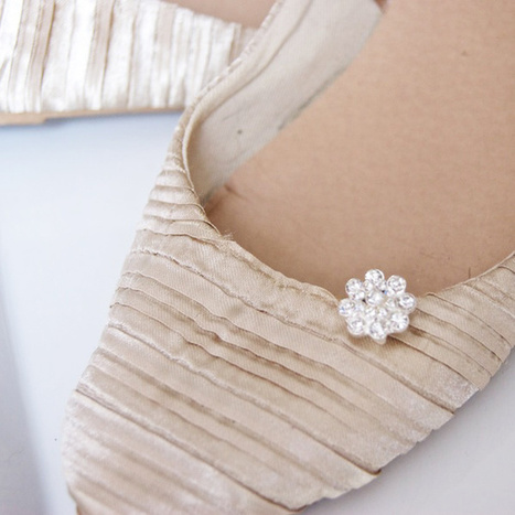Bride Alert: saving money on bridal shoes » Wedding And Gems Blog | DIY WEDDINGS | Scoop.it