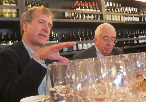 Chateau Musar Tasting with Serge Hochar | 'Winebanter' | Scoop.it
