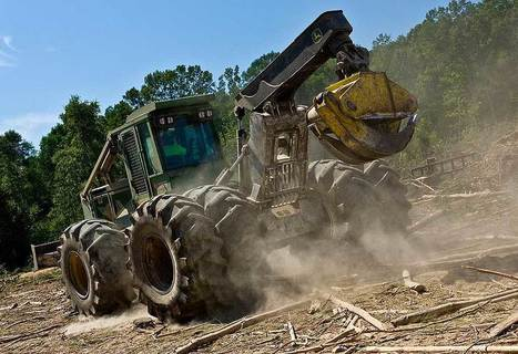 World Demand for Forestry Equipment to Reach $9.3 Billion in 2019 | Timberland Investment | Scoop.it