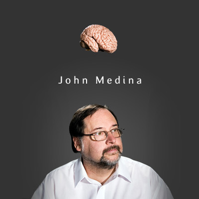 John Medina: on The Human Brain   Learning, Brain & Cognitive Fitness   Scoop.it