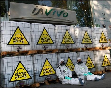 Greenpeace : action contre les pesticides et Invivo   Sécurité sanitaire des aliments   Scoop.it