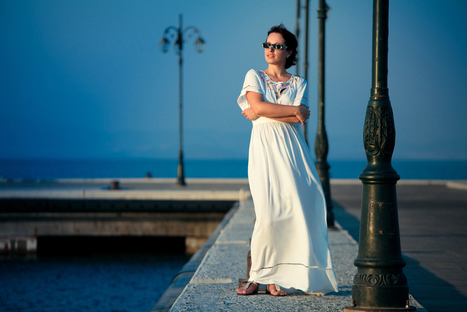 Maxi Dresses - the latest fashion tend | Addicted to fashion | Scoop.it
