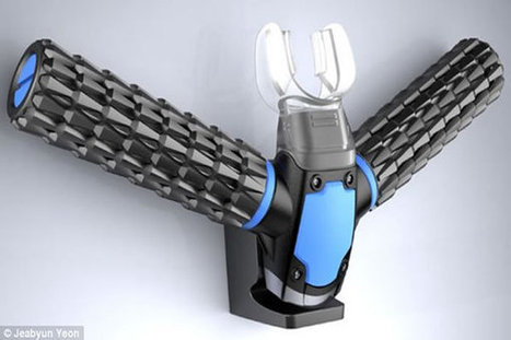 Could this Invention Spell the End of Air Tanks for Scuba Divers?   Worldwide News   Scoop.it