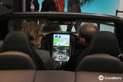 QNX Brings Mobile-Class User Experience to Secure and Reliable Embedded Systems | Embedded systems | Scoop.it