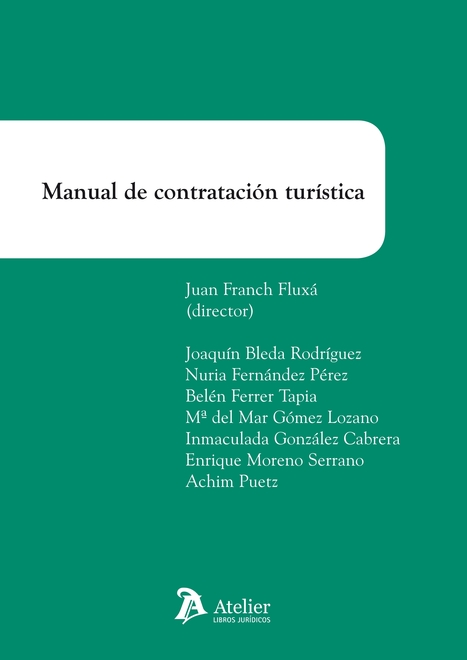 Manual de contratación turística | SICTUR | Scoop.it