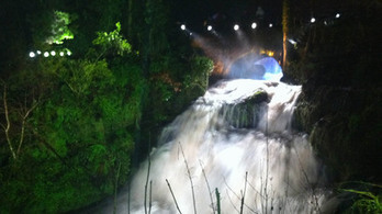 Illuminations enchant visitors to the Electric Glen festival | Sustainable Tourism | Scoop.it