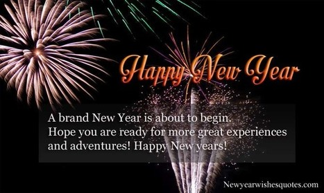 New Year Messages - Happy New Year 2017   Entertainment   Scoop.it