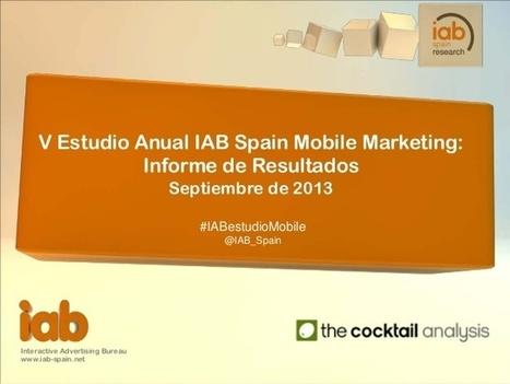 Mercado español de dispositivos móviles | Artículos, monografías y vídeos. Documenta 39 | Scoop.it