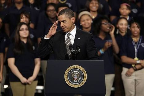 President Obama Visits Chicago to Push for Gun Reforms | Gavin- Gov & Law | Scoop.it