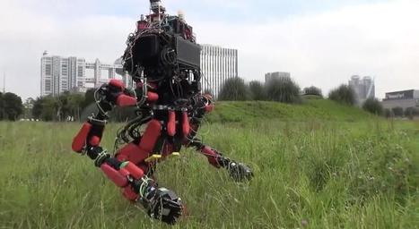 Google Rumored to be Pulling its Team From the DARPA Robotics Challenge | leapmind | Scoop.it
