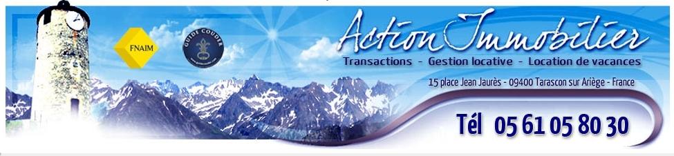 Action Immobilier - Ariège Pyrénées