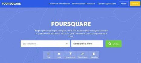 Arriva il nuovo Foursquare 10: la ricerca è al centro dell'applicazione | Tecnologie: Soluzioni ICT per il Turismo | Scoop.it
