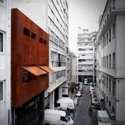Dezeen » Bar Guru Bar by KLab Architecture | Rendons visibles l'architecture et les architectes | Scoop.it