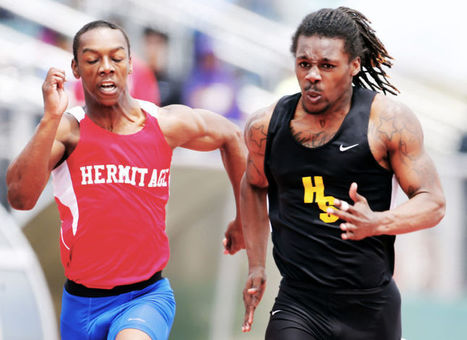 Springers boys reign at Central Region meet - Richmond Times Dispatch | Live, Work & Play in the RVA | Scoop.it