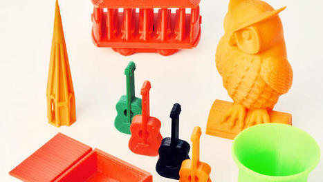 The Top Nine Consumer 3-D Printers For Every Budget | Rhino'school Italy, la scuola italiana di Rhino 3d | Scoop.it