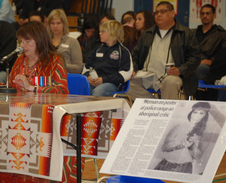 Missing and Murdered Indigenous Women and Girls | Windspeaker - AMMSA: Indigenous news, issues and culture. | 500 Nations | Scoop.it