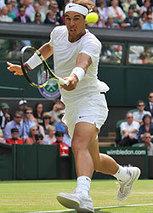 Nadal Battles Past 2012 Conqueror Rosol For Wimbledon Third Round Berth | Tennis | Scoop.it