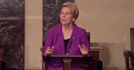 Warren Incensed at GOP Effort to Gut Financial Protections for Retirees   EndGameWatch   Scoop.it