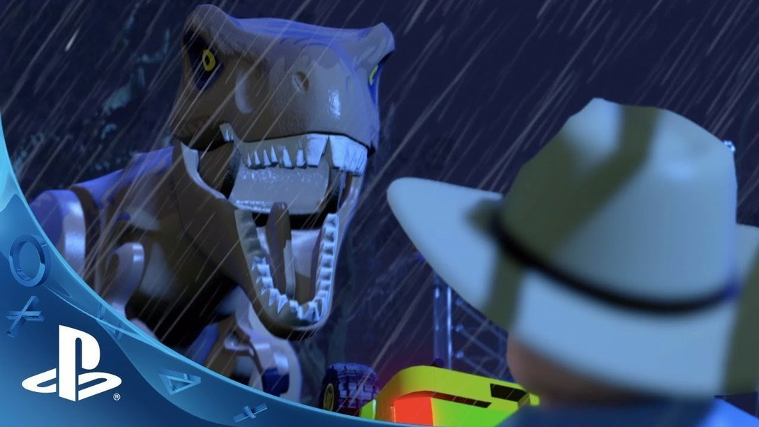 LEGO Jurassic World (PS4) Trophy Guide Road Map