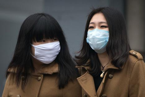 La pollution de l'air fait vieillir la peau : comment s'en prémunir | Qualité de l'air | Scoop.it