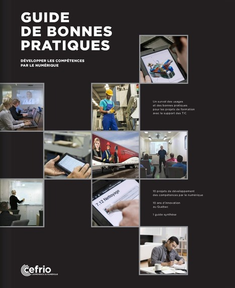 Guide des bonnes pratiques pour développer les compétences par le numérique. | Time to Learn | Scoop.it