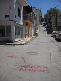 The Road toThebes | March to Athens | Scoop.it