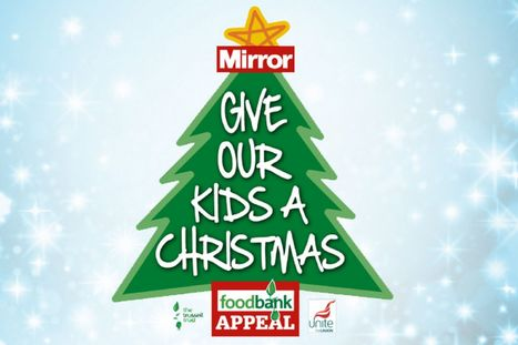 Why our Christmas appeal is supporting Trussell Trust food banks to give children a Christmas | ApocalypseSurvival | Scoop.it