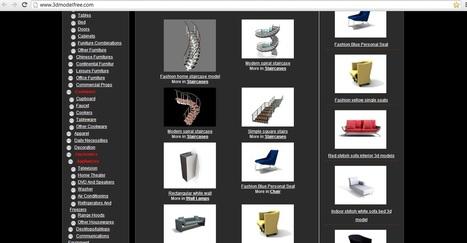 ARQUITECTITIS: WEBS ÚTILES PARA 3D EN ARQUITECTURA | The Architecture of the City | Scoop.it