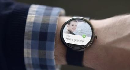 Android Wear : Android pour les montres et les objets connectés   News we like   Scoop.it
