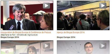Biogaz Europe, 19-20 Mars 2015, Nantes, France | Méthanisation Agricole, Collective, Territoriale | Scoop.it